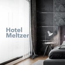 Разработка стилистики и брендинг  отеля Мельцер