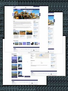 Разработка сайта компании Архстрой