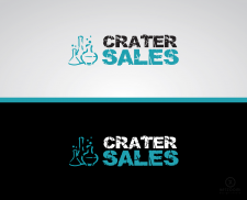 "Логотип для компании ""Cratersales"""