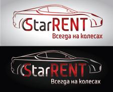 Логотип компании StarRent