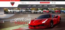 Сайт по аренде элитных авто