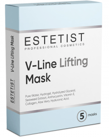 "Дизайн упаковки ""V-line lifting mask"""