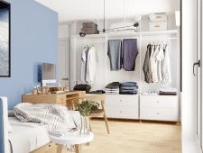 Дизайн 1 любой комнаты гостиная, спальня, детская)