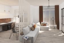 Дизайн-концепція інтер'єру квартири