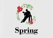 Логотип чемпионата по бально-спортивным танцам