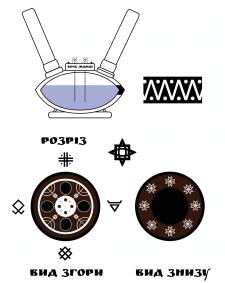 Дизайн деревянного бонга для бонг-шопа