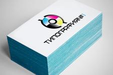 Визуал визитки под разработанный логотип