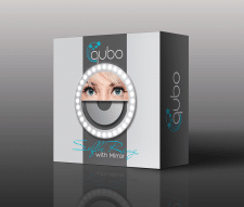 qubo box Selfie Ring