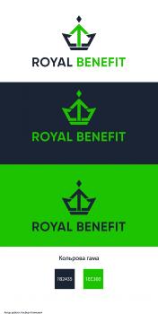 Створення логотипу для сайту-гри Royal benefit