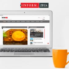 Сайт на WordPress из дизайна Figma