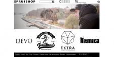 Магазин одежды на Drupal