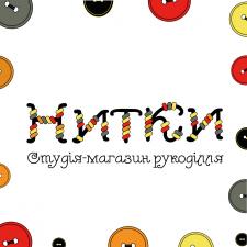 Логотип для магазина-студии рукоделия
