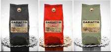 Этикетки к упаковке кофе CAPIATTO