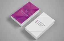 Визитные карточки для визажиста Tanya Kolotylo