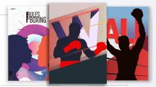 Боксёрские плакаты