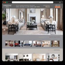 Интернет магазин дизайнерской мебели UNICO