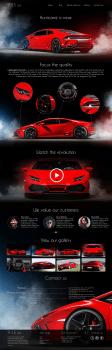 Lamborghini Huracan Presentation