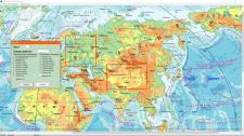 Тренажер по географии , генерирующий ошибки