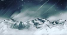 Туманные горы 2.