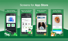 Screens for App Store