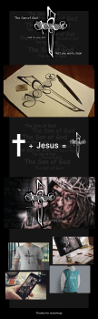 Логотип Jesus Christ