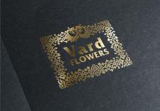 Лого для компании Vard Flowers