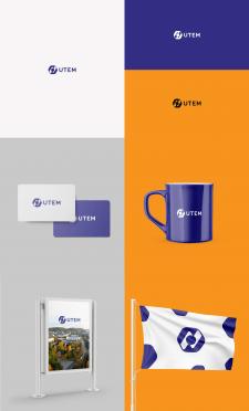 Редизайн логотипа UTEM