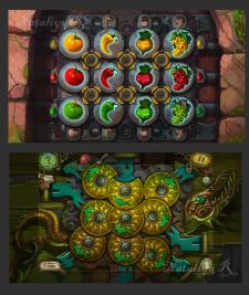 арт к компьютерным играм(миниигры)