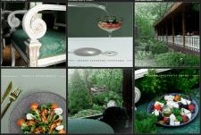 Оформление соц сетей для ресторана Купеческий Двор