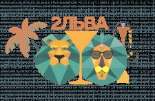 Логотип для 2ЛЬВА