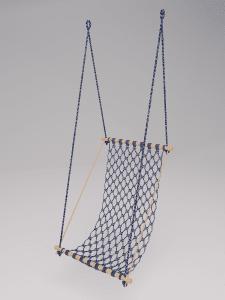 3Д модель качели