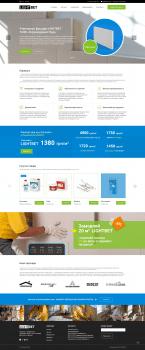 Розробка дизайну сайту Lightbet