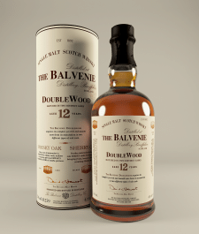Виски The Balvenie Doublewood 12 Years.