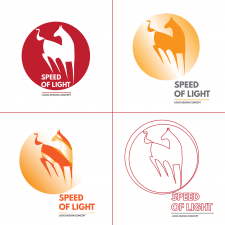 Лого для электротехнической компании