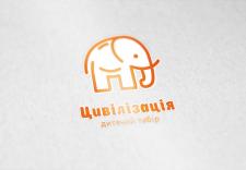 Логотип Цивiлiзацiя