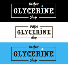 Логотип для магазина электронных сигарет