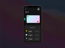Онлайн кошелёк приложение