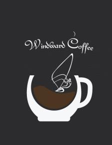 Логотип Кофе для печати 4