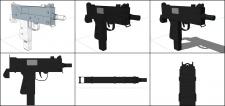 3D-модель в SketchUp
