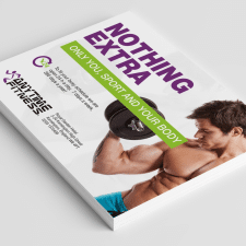 Листовки «Anytimefitness» (London, Kensington)