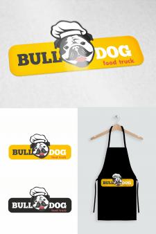 Логотип и фирменный стиль фудтрака
