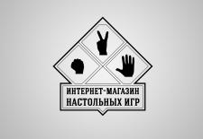 Логотип для магазина Настольных игр