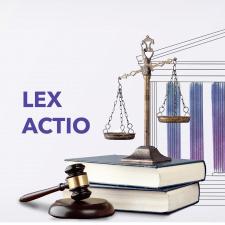 Разработка презентации юридической компании