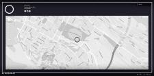 Lysverket(Стилизированная Google map)