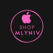 Логотип для Instagram магазина Apple техники.