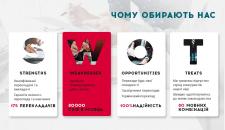 Дизайн блока на сайт