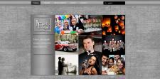 """Сайт для компании организации праздников """"Lucky Event"""""""