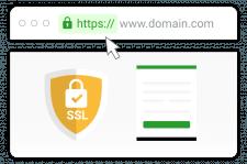 Настройка SSL  сертификата на сайте