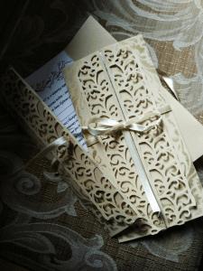 Свадебные приглашения и декор