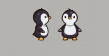 penguin idle
